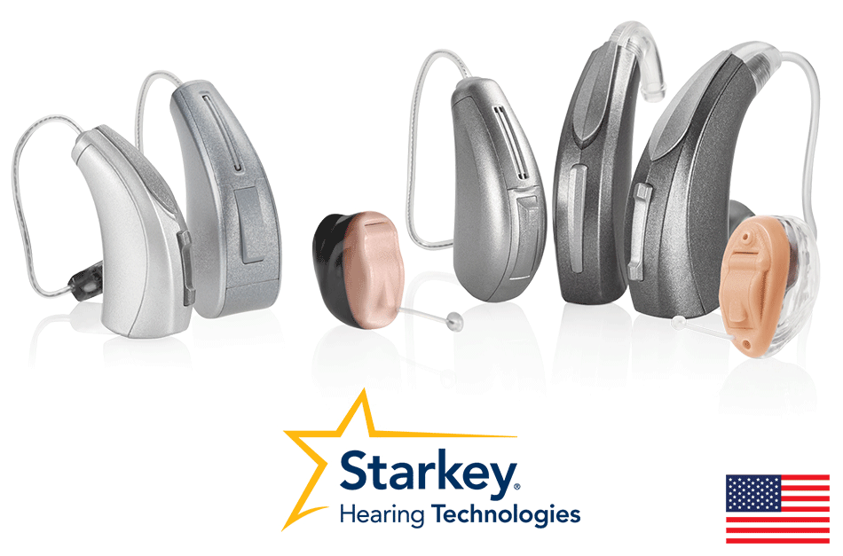 starkey hearing aid images