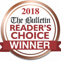 Eastern CT - Ears Nose and Throat won the Reader's Choice for 2018